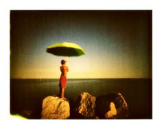 Pinhole/Camera Obscura /Lensfree/Loch camera/Lensless / Without Lens/Sténope/Estenopeica/Lyukkamera  Photography   Author : IMRE BECSI © All rights reserved   Model : Bence (my son)  Location of shoot :  Caorle, Italy, Europe  Time of shoot :  2010.08.   Info of Shooting  : Film : Polaroid 690 Color Instant (expired) Filter : Wratten 85b Nd6 & Enhancing Metered expo.:  Calculated expo.:  18 second ( I use my reciprocity compensation value chart to P...