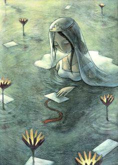 Lilies, by Kelly Murphy