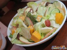 Chez Marie Bar Café and Restaurant: Serving the Best French-Italian and Fusion Cuisine in Cagayan de Oro Fresh Rolls, Cobb Salad, Bar, Ethnic Recipes, Restaurants, Food, Happy, Cagayan De Oro, Classic Salad