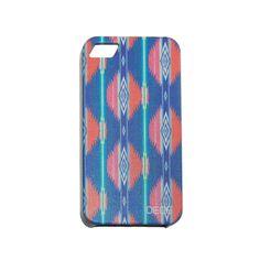 Deos Blue Tribal iPhone 4 / 4S Cover from LittleBlackBag.com
