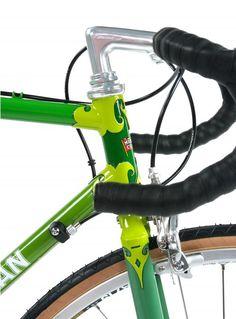 Paul Smith/Mercian Tour bike.
