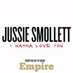 Jussie Smollett - I Wanna Love You (Music From Empire - Jamal Lyon)  This is an outstanding track, kids