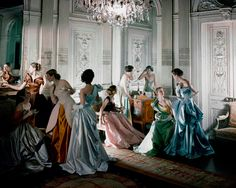 "Announcing The Met Exhibit for Spring 2014: ""Charles James: Beyond Fashion""  expect vintage couture gowns on May 8"