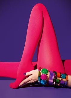 57a3a123b One color leggings  amp  nailpolish and fab bracelets.  htw  80sdress   StiltsVintage