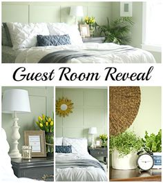 A Gorgeous Guest Room Makeover