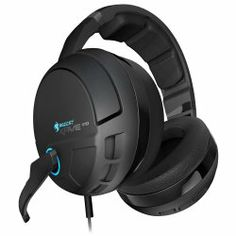 Roccat Kave XTD 5.1 Digital Premium Surround Headset with USB Remote and Sound Card