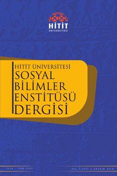 Sosyal Bilimler Enstitüsü Dergi