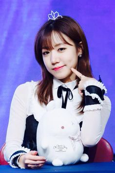 #Namjoo #APINK #fanmeeting #cute