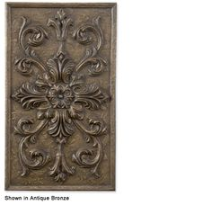 Cumbria in Antique Bronze by Sonoma Tilemakers