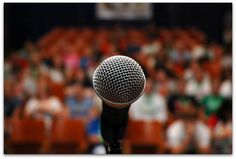 Fear and Loathing in Public Speaking…Not! Check out this article by Susan Solovic.