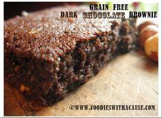 Grain Free Brownie