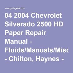 62 best auto parts images on pinterest vehicle vehicles and autos chilton paper repair manual 17838 09023736 fandeluxe Gallery