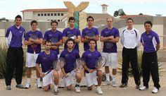 WNMU Men's Tennis Team 2011