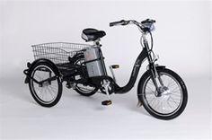 HummingBike Trike in Black