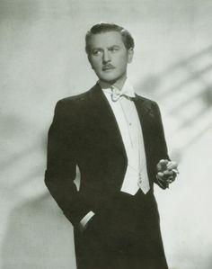 A dapper Anton Walbrook