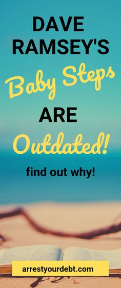 Find out why Dave Ramsey's Baby Steps are outdated and what you can do about it!… – Finance tips, saving money, budgeting planner Dave Ramsey Books, Dave Ramsey Quotes, Dave Ramsey Investing, Thing 1, Branding, Financial Tips, Financial Planning, Budgeting Money, Blog