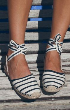 if they have stripes... i want 'em