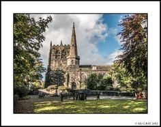 Ormskirk Parish Church, taken by Alison Brighouse Safeguarding Children, Red Roses, Cathedral, Mansions, House Styles, Building, Travel, Home Decor, Mansion Houses