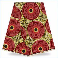 2017 Wholesale custom digital printed wax fabric african