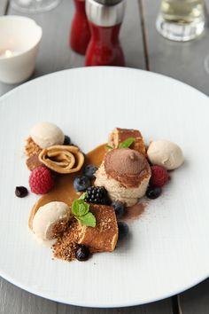 dessert @ Vers Namur Belgium