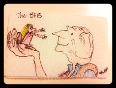 #BFG #roalddahl #kids #lunch