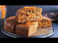 CHEC CU MORCOVI ȘI NUCI I Rețetă + Video - Valerie's Food Banana Bread, Vegan, Baking, Youtube, Desserts, Food, Tailgate Desserts, Deserts, Bakken