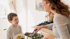 When Planning Meals, Think Frozen