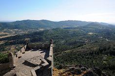 Miradouros: Castelo de Marvão, um canto de paz