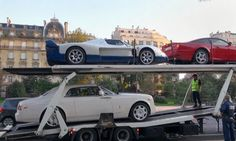 ThanksLuxury cars seized by authorities outside Equatorial Guinea President Obiangs five-story mansion on Pariss Avenue Foch. Luxury Cars, The Outsiders, To Go, Around The Worlds, African, France, Paris, Mansions, Politicians