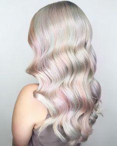 Her name was Pearl... ⚪️ Enchanting #hairspiration via @shelleygregoryhair.