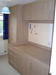 See how you can design & install cabin bedroom fitted furniture in a small space. Even overcoming added problems posed by the stairs bulhead. Large Living Room Furniture, Luxury Bedroom Furniture, Loft Furniture, Kitchen Furniture, Furniture Dolly, Furniture Ideas, Box Room Beds, Box Room Bedroom Ideas, Stair Box In Bedroom