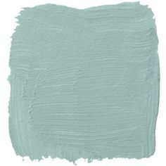"It's actually the most gorgeous blue-green I've ever seen. ""hazel"" by sherwin williams"
