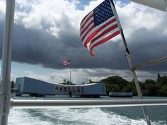 USS Arizona Memorial, Hawaii