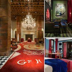 Gramercy Park Hotel Pictures   POPSUGAR Home
