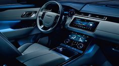 View the Range Rover Velar in action in our interior image gallery. Explore the stunning interior design of the Range Rover Velar. Find out more. Range Rover Evoque, Range Rover Sport 2018, Range Rovers, New Luxury Cars, Luxury Suv, Luxury Life, Suv Cars, Sport Cars, Cars Auto