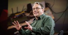 "Linus Torvalds transformed technology twice -- first with the Linux kernel, which helps power the Internet, and again with Git, the source code management system used by developers worldwide.  ""I am not a visionary, I'm an engineer,"" Torvalds says. ""I'm perfectly happy with all the people who are walking arou... #Linux #Torvalds"