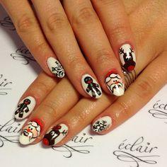 #eclair #eclairnail #nails #nailart #nailporn #nailswag #nailsbest #nailpolish