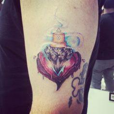 #tattoo #tattooed #inked #color