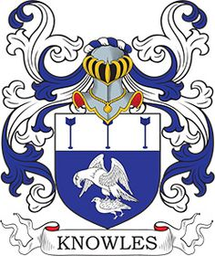 Knowles Coat of Arms