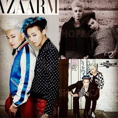 G-Dragon gives preview of his 'Harper Bazaar Men' shoot with Taeyang + release CF for 'Dry Finish d'   http://www.allkpop.com/article/2014/02/g-dragon-gives-preview-of-his-harper-bazaar-men-shoot-with-taeyang-release-cf-for-dry-finish-d