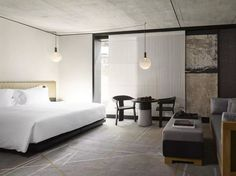 Nobu Hotel in London by Ben Adams Architects 14