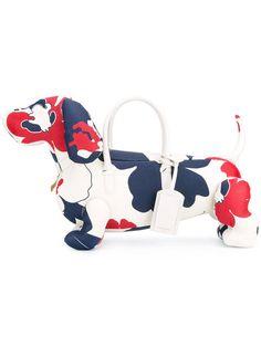Shop Thom Browne dog tote . www.italianist.com