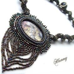 In captivity Secession by hannybeads on Etsy, $90.00