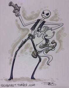 Jack Skeleton has Han