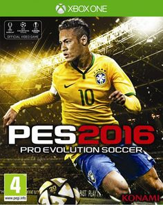 PES 2016 Announced As Award-Winning Series Returns for its 20th Anniversary