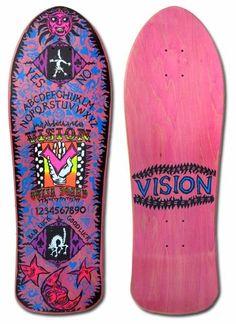 Vision - Ouija Board