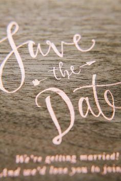 Rustic Wedding Stationery by Gemma Milly   Gemma & Tom's DIY Barn Wedding   Natasha Hurley Photography   Bridal Musings Wedding Blog