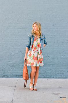17 Preciosos Vestidos para Primavera - Outfits - Mujer y Estilo