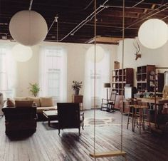 industrial interior design | Industrial loft - Interior Spread