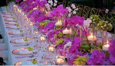flores e velas combinação perfeita